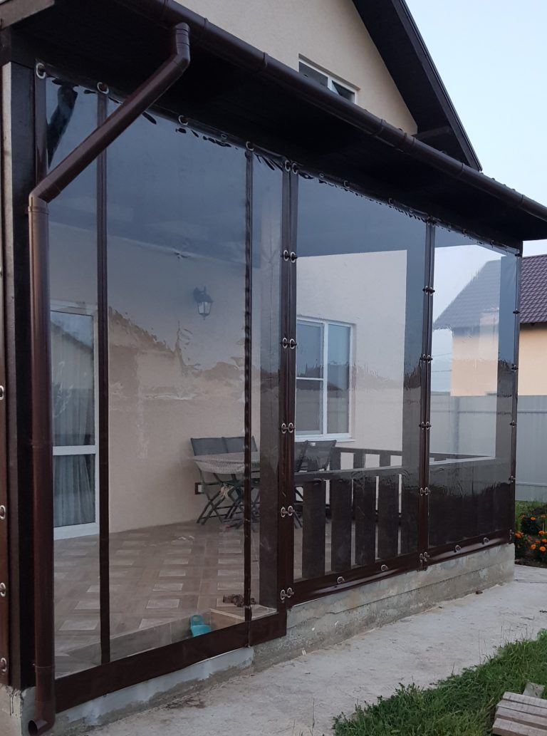 Мягкие окна для беседок цены